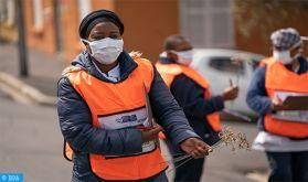 """L'initiative royale visant à limiter la propagation de COVID-19 en Afrique, """"inclusive et de bon sens"""""""
