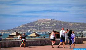 Identité visuelle : Un nouveau logo pour la ville d'Agadir