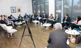 CSMD: Séances d'écoute avec les représentants de sept partis