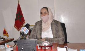 Aïcha Aït Haddou, la femme qui a réconcilié ses pairs avec la politique dans un milieu conservateur
