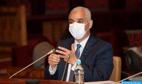 Covid-19: La situation épidémiologique maîtrisée, la hausse des cas due à l'élargissement du dépistage précoce