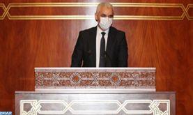 Chambre des conseillers: M. Ait Taleb passe en revue les mesures entreprises en matière de lutte contre le coronavirus