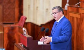 Programme gouvernemental : Engagement pour réaliser les grands chantiers et mettre en œuvre avec efficience le NMD (M. Akhannouch)