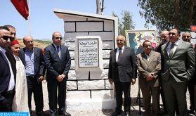 Route Al Wahda…Symbole de l'esprit d'entraide et de solidarité du peuple marocain