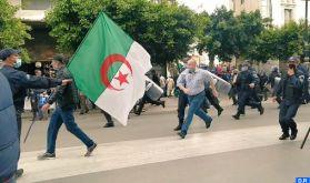La 115e marche des étudiants empêchée: vague d'arrestations à Alger