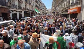 Nouvelle journée de mobilisation en Algérie malgré les intimidations