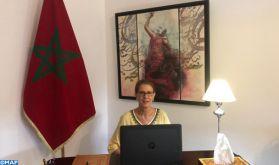 Covid-19: La solidarité du Maroc avec l'Afrique mise en exergue lors d'une visioconférence à Panama