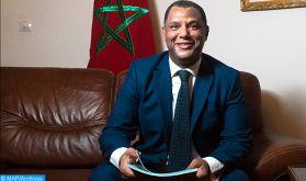 L'ambassadeur du Maroc au Mali, doyen du corps diplomatique à Bamako, réaffirme le plein soutien de la communauté internationale au Mali pour asseoir la paix et le développement