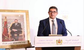 Parlement : Adoption en Conseil de gouvernement d'un projet de décret portant clôture de la session extraordinaire des deux Chambres