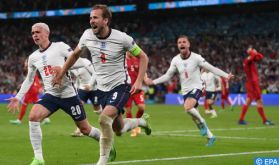 Euro 2020: L'Angleterre met fin à la belle histoire danoise
