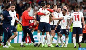 Euro 2020: L'Angleterre bat le Danemark (2-1) et rejoint l'Italie en Finale