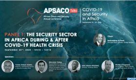 APSACO Talks: L'indice de sécurité humaine doit avoir un impact pertinent sur la vie des individus (experte)