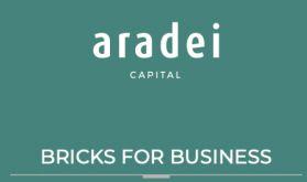 PIC investit 50 millions de dollars dans Aradei Capital