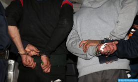 Deux individus arrêtés à Oued Zem pour diffusion de contenu numérique incitant à la violence et violation de l'état d'urgence