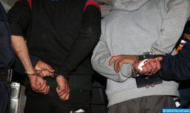 Taza: Arrestation de deux individus pour leurs liens présumés avec un réseau de trafic de drogues