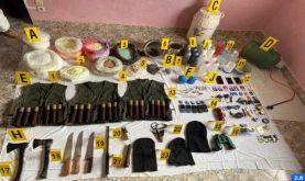 Cellule terroriste démantelée le 10 septembre: toutes les matières sous forme de poudres et liquides saisies sont utilisées dans la fabrication des charges explosives (Communiqué)