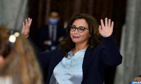 Biographie d'Asmaa Rhlalou présidente du conseil de la ville de Rabat