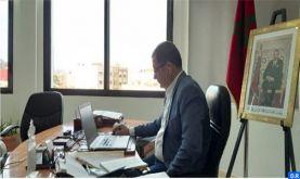 Rabat : L'impact du Covid-19 sur les collectivités territoriales au centre d'une réunion conjointe à distance