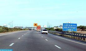Autoroute Casablanca-Berrechid: Travaux de mise à niveau du pont de l'échangeur Berrechid Nord à partir du 5 mai