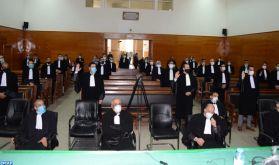 Les nouveaux avocats stagiaires prêtent serment à la Cour d'Appel d'Agadir