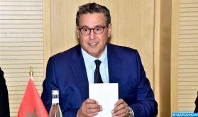 MM. Akhannouch et Sinkevičius font le point sur la 1ère année du nouvel accord de pêche Maroc-UE