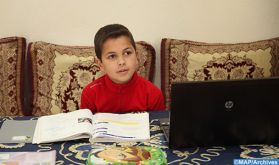 Enseignement à distance: L'AREF de Béni Mellal- Khénifra crée 554 contenus numériques