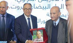 """SIEL 2020 : Présentation de l'ouvrage """"Abderrahman Youssoufi: Enseignements pour l'Histoire"""" par Driss Guerraoui"""