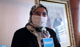 Covid-19: un projet de plan d'action pour accompagner et soutenir les MRE (Mme El Ouafi)