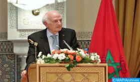 """Le Maroc connaît un """"momentum exceptionnel"""" avec la refondation de toutes ses diversités (M. Azoulay)"""
