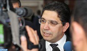 Le règlement de la crise libyenne doit se faire par les libyens, pour les Libyens