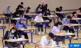 Baccalauréat 2021 : début des épreuves de l'examen national unifié
