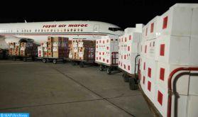 L'envoi d'une aide médicale à plusieurs pays africains, un geste magnanime fort de solidarité (CIRID)