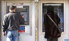 Banques: Plus de 7.700 GAB au Maroc à fin septembre 2020 (CMI)