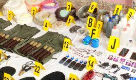 Démantèlement par le BCIJ d'une cellule terroriste liée à l'EI et avortement de ses plans imminents et complexes ayant des liens dans plusieurs villes marocaines (Communiqué)