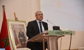 M. Benabdelkader rend hommage à la famille de la justice pour ses efforts au service du système judiciaire