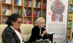 Aïcha Belarbi espère une présence féminine accrue dans le monde de l'écriture