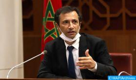 """""""Fonds Mohammed VI pour l'Investissement"""": L'essentiel de l'intervention de M. Benchaâboun à la Chambre des représentants"""