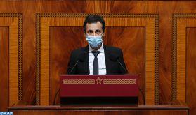 La Chambre des représentants adopte deux projets de loi relatifs au financement extérieur et aux sociétés anonymes