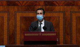 Chambre des représentants: L'essentiel de la déclaration du ministre de l'Économie et des finances