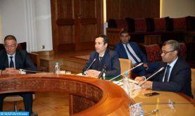 Adoption en commission du projet de décret-loi relatif au dépassement du plafond des emprunts extérieurs