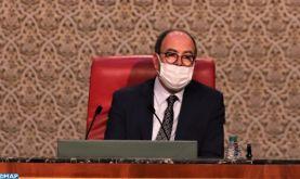 Chambre des conseillers: M. Benchamach plaide pour plus d'efforts afin de valoriser le bilan législatif
