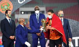 Coupe de la CAF: La Renaissance de Berkane décroche son premier titre africain