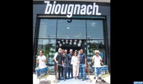 Biougnach ouvre son second magasin à Tanger