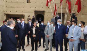 Province de Midelt : Mme Bouchareb s'enquiert de projets d'urbanisme et de valorisation des Ksour