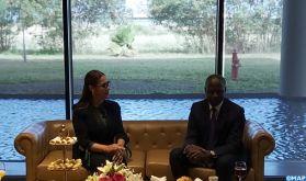 Sénégal : Mme Bouchareb tient une série d'entretiens en marge du Salon de l'habitat de Dakar