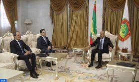 Entretiens maroco-mauritaniens à Nouakchott sur les moyens de renforcer la coopération bilatérale