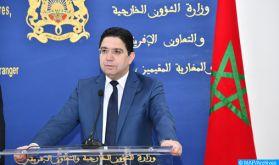 M. Bourita reçoit le nouvel ambassadeur du Sultanat d'Oman