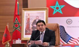Sahara Marocain : La décision américaine instaure une perspective claire pour un règlement sous souveraineté marocaine (M. Bourita)