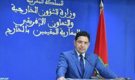 """Le Maroc et le Malawi, des relations en développement depuis le retrait de la reconnaissance de la fantomatique """"rasd"""" (M. Bourita)"""