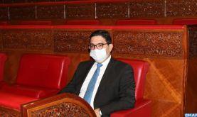 Attendre que les conditions soient réunies pour le rapatriement des Marocains bloqués à l'étranger n'est nullement un mépris à leur égard (M. Bourita)